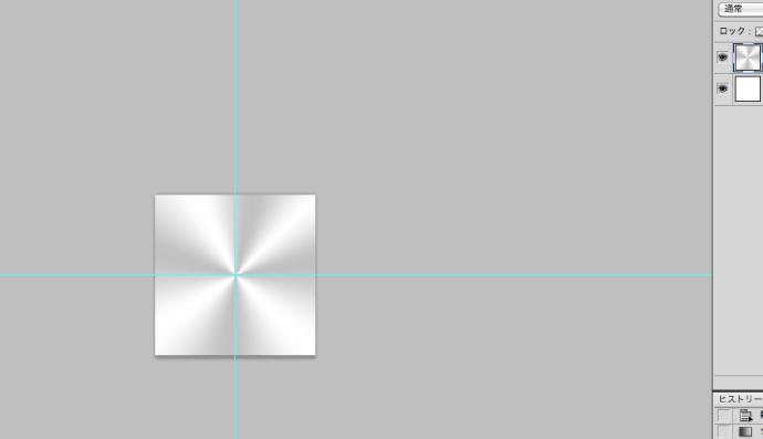 円雛形グラデーション
