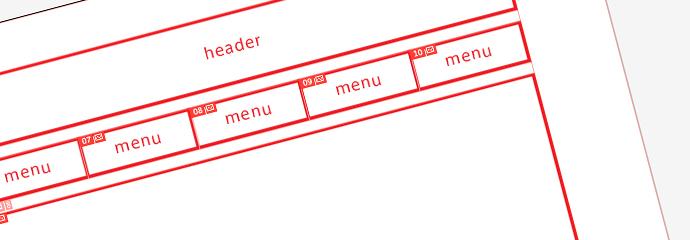 Illustratorでのウェブデザイン、環境設定からスライスまでの流れ_サムネイル